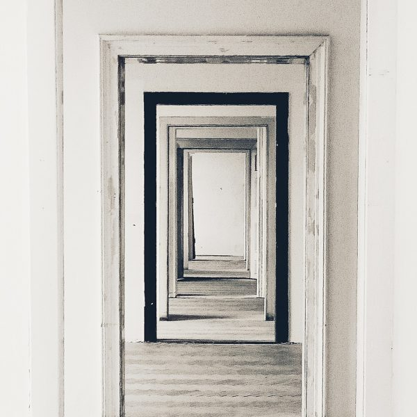 Infinite doorways
